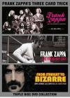 Frank Zappa - Three Card Trick (3 Dvd)