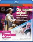 Johann Simon Mayr - Che Originali! / Gaetano Donizetti - Pigmalione (Blu-ray)