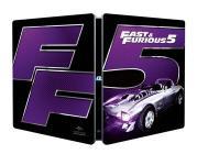 Fast And Furious 5 (Steelbook) (Blu-ray)