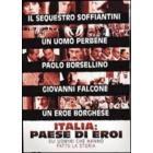Italia: paese di eroi (Cofanetto 5 dvd)