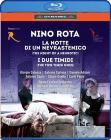 Nino Rota - La Notte Di Un Nevrastenico / I Due Timidi (Blu-ray)