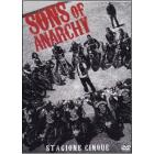 Sons of Anarchy. Stagione 5 (4 Dvd)