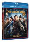 The Great Wall (Blu-Ray 3D+Blu-Ray) (Blu-ray)