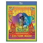 Santana. Corazon. Live from Mexico: Live It to Believe It (Blu-ray)