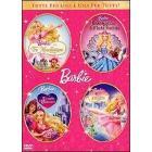 Barbie. Tutte per una e una per tutte (Cofanetto 4 dvd)