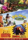 Jungle Shuffle / Billy Il Koala / Free Birds (3 Dvd)
