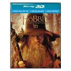 Lo Hobbit. Un viaggio inaspettato 3D (Cofanetto 4 blu-ray)