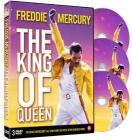 Freddie Mercury - The King Of Queen (3 Dvd)