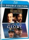 Philadelphia. Glory. Uomini di gloria (Cofanetto 2 blu-ray)