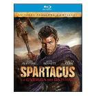 Spartacus. La guerra dei dannati. Stagione 3 (4 Blu-ray)