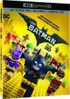 Lego - Batman - Il Film (Blu-Ray 4K Ultra HD+Blu-Ray+Digital Copy) (Blu-ray)
