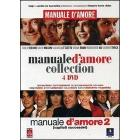 Manuale d'amore collection (Cofanetto 4 dvd)