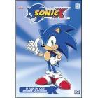 Sonic X. Vol. 01