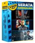 Oblivion / Warcraft / Star Trek - Beyond (3 Dvd)