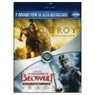 Troy. La leggenda di Beowulf (Cofanetto 2 blu-ray)