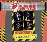 The Rolling Stones - From The Vault: No Security San Jose' 99 (Dvd+2 Cd) (3 Dvd)