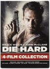 Die Hard 4 Film Collection (4 Dvd)
