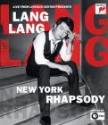 Lang Lang. New York Rhapsody. Live from Lincoln Center (Blu-ray)
