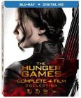 The Hunger Games. The Complete Collection (Cofanetto 4 blu-ray)