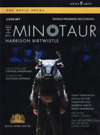 Harrison Birtwistle. Il Minotauro (2 Dvd)