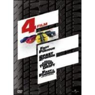 Fast & Furious Ultimate Collection (Cofanetto 4 dvd)