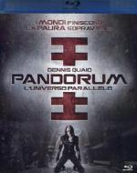 Pandorum. L'universo parallelo (Blu-ray)