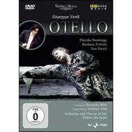 Giuseppe Verdi. Otello (2 Dvd)