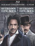 Sherlock Holmes - Sherlock Holmes. Gioco di ombre (Cofanetto 2 blu-ray)