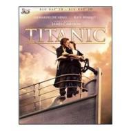 Titanic 3D (Cofanetto 4 blu-ray - Confezione Speciale)