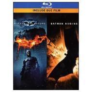Batman Begins - Il Cavaliere Oscuro (Cofanetto 3 blu-ray)