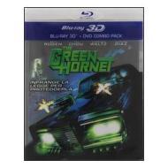 The Green Hornet 3D (Cofanetto blu-ray e dvd)