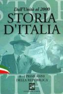 Storia d'Italia. Vol. 08. I primi anni della Repubblica (1947 - 1963)