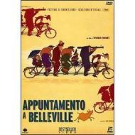 Appuntamento a Belleville (2 Dvd)