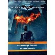 Batman Begins - Il Cavaliere Oscuro (Cofanetto 2 dvd)