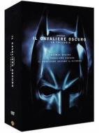 Il Cavaliere Oscuro. La trilogia (Cofanetto blu-ray e dvd)