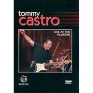Tommy Castro. Live At The Filmore