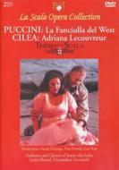 La Scala Opera Collection. Puccini - Cilea (Cofanetto 2 dvd)