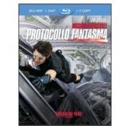 Mission: Impossible. Protocollo Fantasma (Cofanetto blu-ray e dvd)