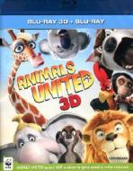Animals United 3D (Cofanetto 2 blu-ray - Confezione Speciale)
