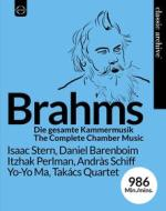 Brahms. The Complete Chamber Music. Classic Archive (Blu-ray)