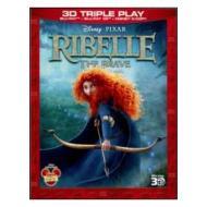 Ribelle. The Brave. 3D (Cofanetto 2 blu-ray)