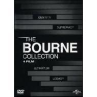 Bourne. The Complete 4 Movie (Cofanetto 4 dvd)
