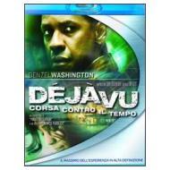 Deja Vu. Corsa contro il tempo (Blu-ray)