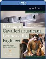 Cavalleria rusticana - I pagliacci (Blu-ray)