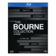 Bourne. The Complete 4 Movie Collection (Cofanetto 4 blu-ray)