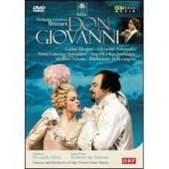 Wolfgang Amadeus Mozart. Don Giovanni