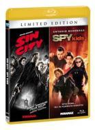 Sin City. Spy Kids (Cofanetto 2 blu-ray)