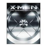 X-Men. The Cerebro Collection (Cofanetto 7 blu-ray)
