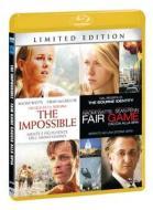 The impossibile. Fair Game (Cofanetto 2 blu-ray)