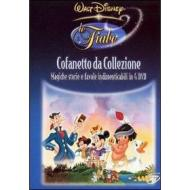 Le fiabe Walt Disney (Cofanetto 4 dvd)